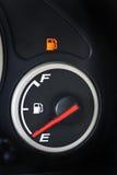 Κενή δεξαμενή αερίου. στοκ φωτογραφία με δικαίωμα ελεύθερης χρήσης