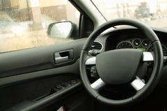 κενή θέση s οδηγών αυτοκινή&ta Στοκ Φωτογραφία