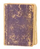 κενή κάλυψη βιβλίων παλαιά Στοκ φωτογραφία με δικαίωμα ελεύθερης χρήσης