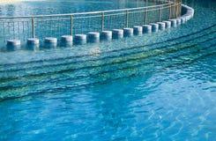 κενή κολύμβηση λιμνών στοκ εικόνες