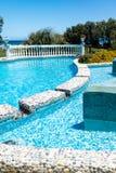 κενή κολύμβηση λιμνών στοκ φωτογραφίες με δικαίωμα ελεύθερης χρήσης