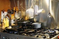 κενή κουζίνα στοκ εικόνες