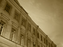 κενή νύχτα σπιτιών Στοκ φωτογραφίες με δικαίωμα ελεύθερης χρήσης