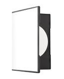 Κενή περίπτωση DVD Στοκ φωτογραφία με δικαίωμα ελεύθερης χρήσης
