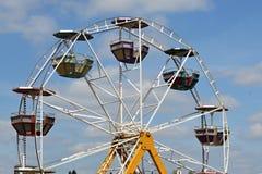 Κενή ρόδα Ferris Στοκ εικόνες με δικαίωμα ελεύθερης χρήσης
