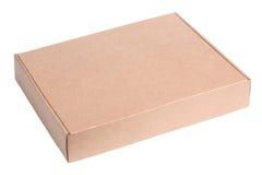 Κενή συσκευασία κουτιών από χαρτόνι Στοκ φωτογραφίες με δικαίωμα ελεύθερης χρήσης
