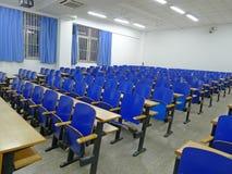 Κενή τάξη Στοκ εικόνα με δικαίωμα ελεύθερης χρήσης