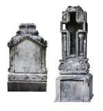Κενή ταφόπετρα δύο στοκ φωτογραφία με δικαίωμα ελεύθερης χρήσης