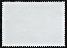 Κενή ταχυδρομική σφραγίδα Στοκ Φωτογραφίες