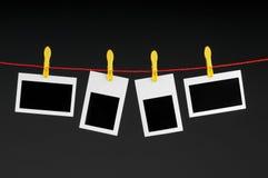 κενή φωτογραφία πλαισίων &sig στοκ φωτογραφία με δικαίωμα ελεύθερης χρήσης