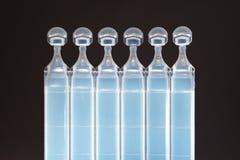Κενή χλεύη που διαφημίζει επάνω με το διάστημα αντιγράφων του bufus - πλαστικό στοκ φωτογραφίες