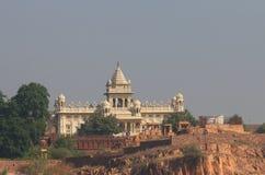 Κενοτάφιο Jodhpur Ινδία Thada Jaswant Στοκ φωτογραφία με δικαίωμα ελεύθερης χρήσης