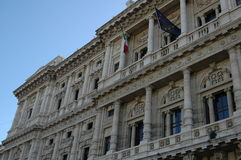 Κεντημένη αφθονία οικοδόμηση της Ισπανίας Ανδαλουσία Στοκ Εικόνα