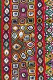 Κεντημένο Rajasthani κλωστοϋφαντουργικό προϊόν Στοκ εικόνες με δικαίωμα ελεύθερης χρήσης