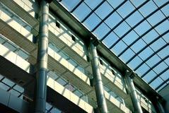 κεντρικές εσωτερικές α&gamm Στοκ Φωτογραφία