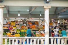 κεντρική αγορά Στοκ Φωτογραφία