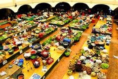 Κεντρική αγορά Bahru Kota Στοκ Εικόνες