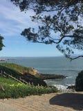 Κεντρική ακτή του Cruz Καλιφόρνια Santa Στοκ Εικόνες