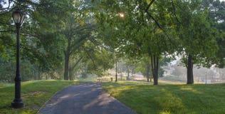 κεντρική ανατολή πάρκων Στοκ φωτογραφία με δικαίωμα ελεύθερης χρήσης