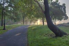 κεντρική ανατολή πάρκων Στοκ Φωτογραφία
