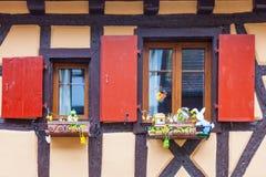Κεντρική Ευρώπη Γαλλία στοκ εικόνες με δικαίωμα ελεύθερης χρήσης