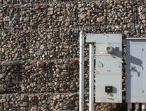 κεντρική ισχύς Στοκ φωτογραφία με δικαίωμα ελεύθερης χρήσης