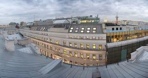 Κεντρική κατοικία γραφείων Στοκ Φωτογραφία