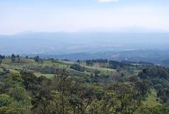 Κεντρική κοιλάδα, Κόστα Ρίκα Στοκ Εικόνες