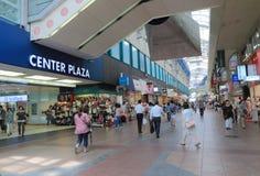 Κεντρική οδός ψωνίζοντας arcade Ιαπωνία του Kobe Sannomiya Στοκ Εικόνες