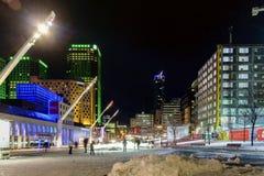 Κεντρική περιοχή Luminotherapy Στοκ Φωτογραφίες