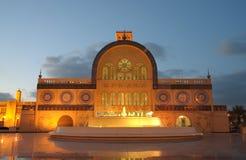 κεντρική πόλη Σάρτζα souq Στοκ Εικόνες