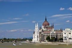 κεντρική πόλη της Βουδαπέ&sig στοκ φωτογραφίες