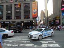 Κεντρική σκηνή της Νέας Υόρκης Στοκ Φωτογραφία