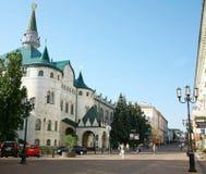 Κεντρική τράπεζα του κεντρικού γραφείου Nizhny Novgorod της Ρωσίας στοκ εικόνα