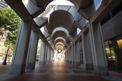 Κεντρική Τράπεζα των ΗΠΑ Arcade Στοκ φωτογραφία με δικαίωμα ελεύθερης χρήσης