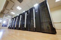 Κεντρικοί υπολογιστές στοιχείων Στοκ εικόνες με δικαίωμα ελεύθερης χρήσης