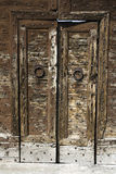 κεντρικός αγωγός πορτών Στοκ εικόνα με δικαίωμα ελεύθερης χρήσης