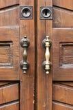 κεντρικός αγωγός πορτών Στοκ Φωτογραφία