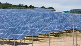 κεντρικός ηλιακός Στοκ εικόνες με δικαίωμα ελεύθερης χρήσης