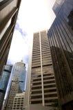 Κεντρικός οικονομικός ουρανοξύστης κεντρικών οριζόντων Admirlty Χονγκ Κονγκ Στοκ φωτογραφία με δικαίωμα ελεύθερης χρήσης