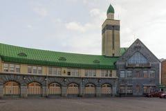 Κεντρικός πυροσβεστικός σταθμός της Τάμπερε Στοκ Φωτογραφία