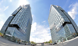 κεντρικός πύργος Στοκ φωτογραφία με δικαίωμα ελεύθερης χρήσης