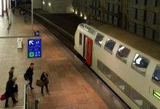 Κεντρικός σταθμός τρένου της Αμβέρσας Στοκ εικόνες με δικαίωμα ελεύθερης χρήσης