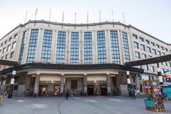 Κεντρικός σταθμός των Βρυξελλών Στοκ Εικόνες
