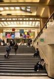 κεντρικός σταθμός των Βρυ Στοκ Φωτογραφία