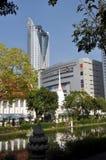κεντρικός σύνθετος Ταϊλάνδη κόσμος της Μπανγκόκ Στοκ εικόνα με δικαίωμα ελεύθερης χρήσης