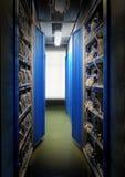 κεντρικός υπολογιστής δωματίων Στοκ Φωτογραφία