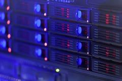 Κεντρικός υπολογιστής Στοκ φωτογραφίες με δικαίωμα ελεύθερης χρήσης