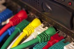 Κεντρικός υπολογιστής Στοκ Εικόνα