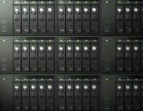 κεντρικός υπολογιστής &ta Στοκ εικόνα με δικαίωμα ελεύθερης χρήσης